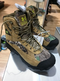 $35 UA boots from Dick's