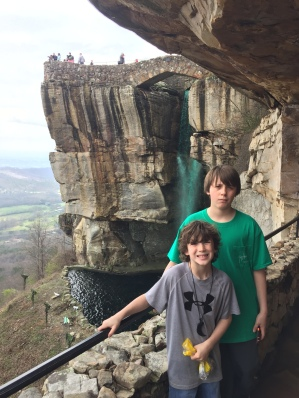 St. Pat's at Lover's Leap