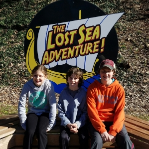 Lost Sea Adventure 2017